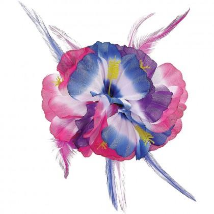 Hibiscus Deluxe Clip  Cool