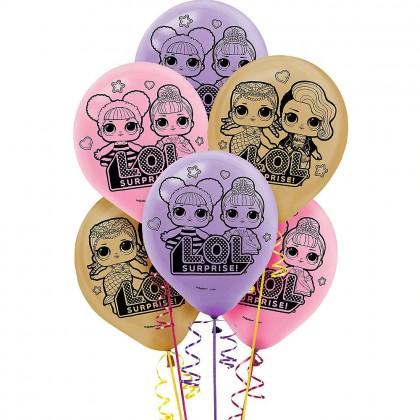 LOL Surprise! ™ Printed Latex Balloons