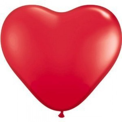 "KDI 12"" STD Red Heart Shape - JH"