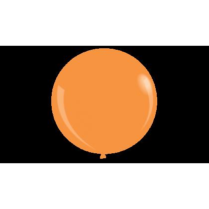 """KDI 12"""" NEON Orange Round - F"""