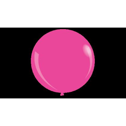"KDI 12"" NEON Pink Round - F"