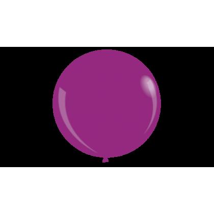 """KDI 12"""" NEON Violet Round - F"""