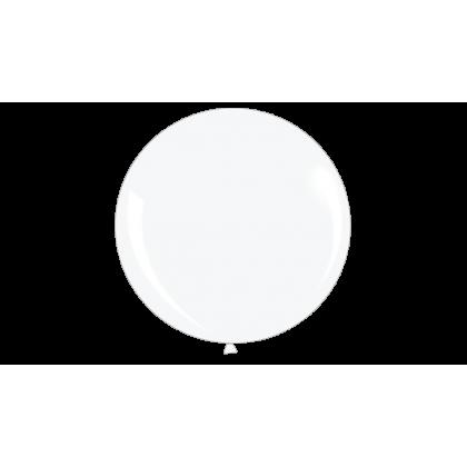 "KDI 12"" STD White Round - F"