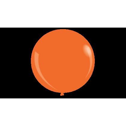 """KDI 12"""" STD Orange Round - F"""