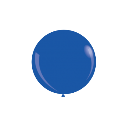 "KDI 12"" STD Blue Round - F"