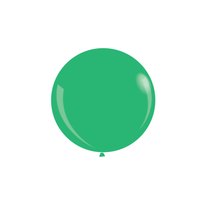 "KDI 12"" STD Green Round - F"