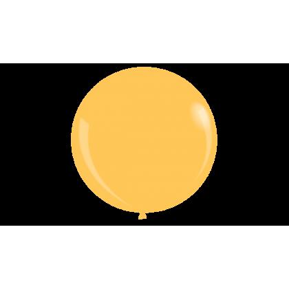 "KDI 12"" DEC Gld Yellow Round - F"