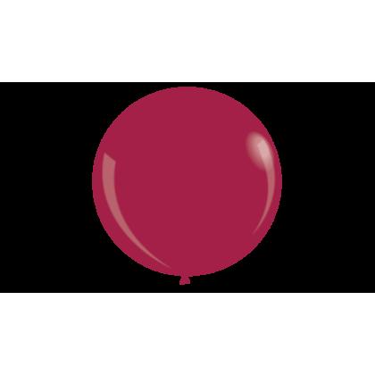 "KDI 12"" DEC Fuchsia Round - F"