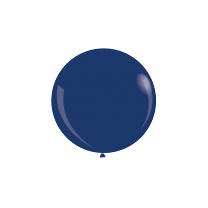 """KDI 12"""" DEC Midnight Blue Round - F"""