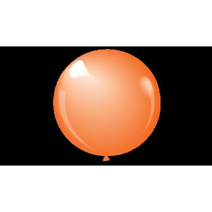 "KDI 12"" CRYSTAL Orange Round - F"