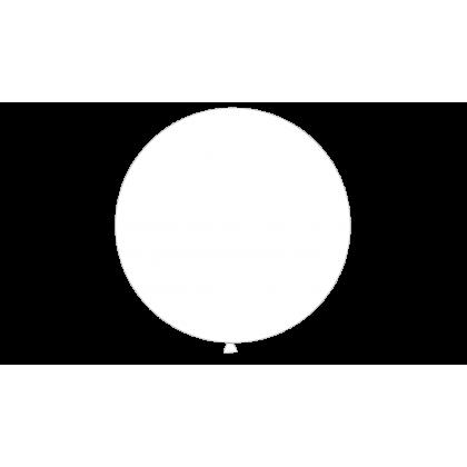 "KDI 12"" MET White Round - F"