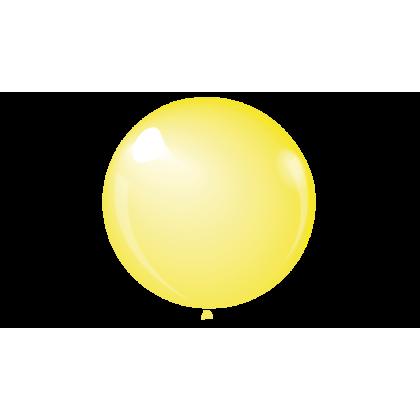 """KDI 12"""" MET Yellow Round - F"""