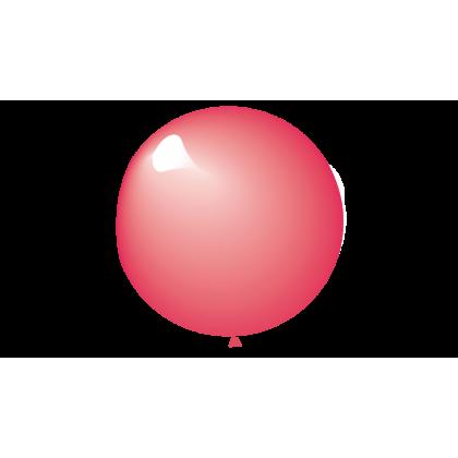 """KDI 12"""" MET Red Round - JH"""