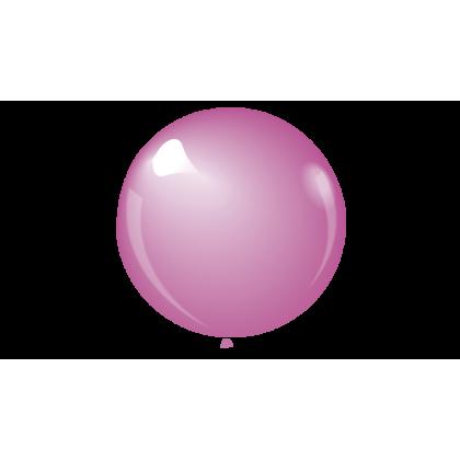 "KDI 12"" MET Dark Pink Round - JH"