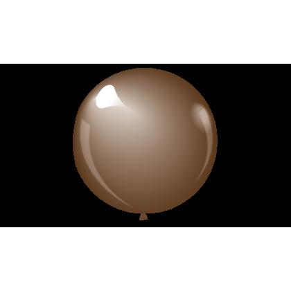 "KDI 12"" MET Chocolate Round - F"