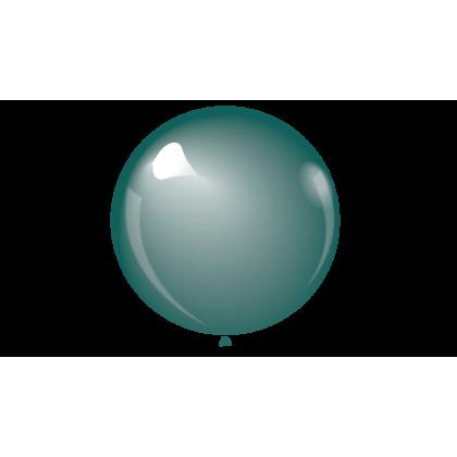 "KDI 12"" MET Emerald Green Round - JH"