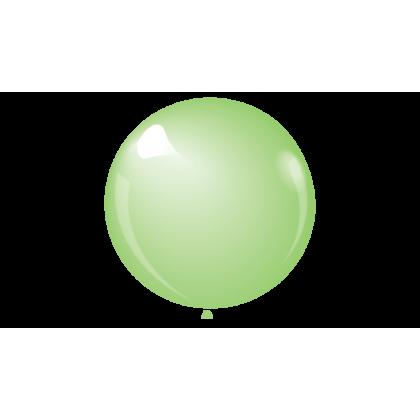 "KDI 12"" MET Light Green Round - F"