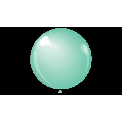 "KDI 12"" MET Mint Green Round - JH"