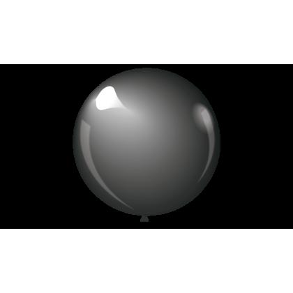 "KDI 12"" MET Black Round - F"