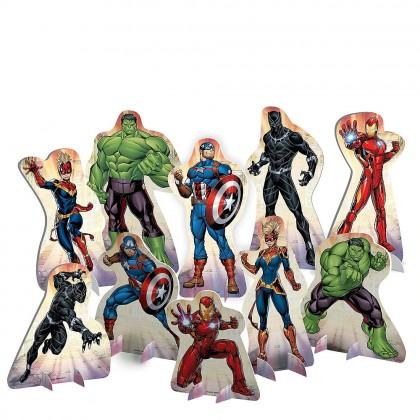 Marvel Avengers™  Powers Unite Table Decoration - Paper