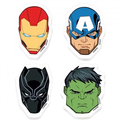 Marvel Avengers Powers Unite™  Eraser Favors