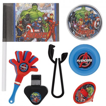 Marvel Avengers Powers Unite™  Mega Mix Value Pack Favors