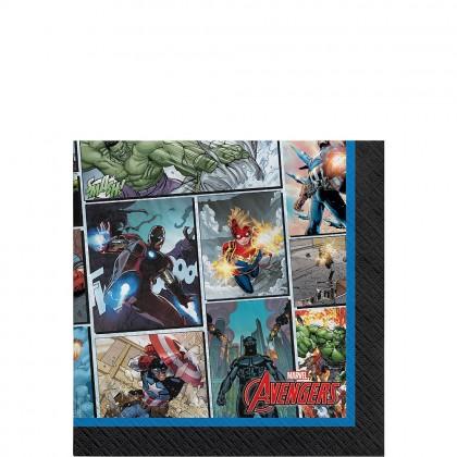Marvel Avengers Powers Unite™  Beverage Napkins