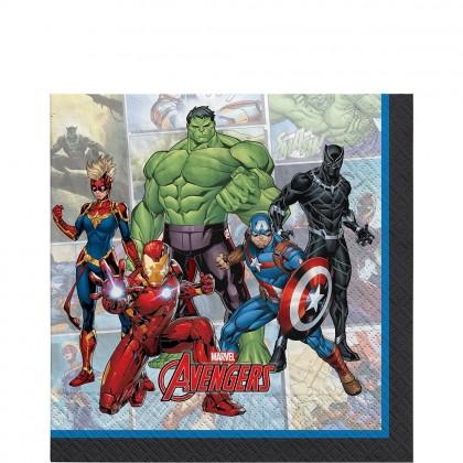Marvel Avengers™  Powers Unite Luncheon Napkins