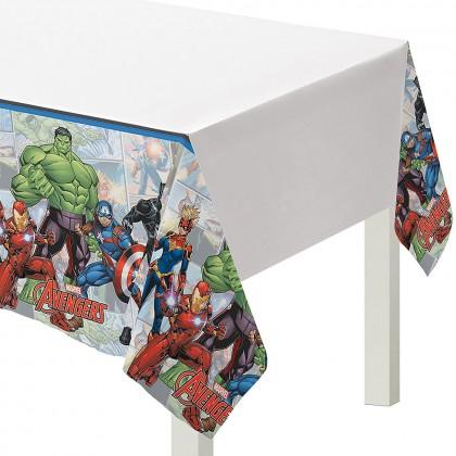 Marvel Avengers™  Powers Unite Plastic Table Cover