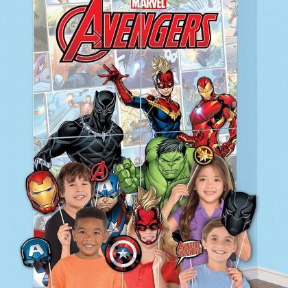 Marvel Avengers Powers Unite™ Scene Setters with Props