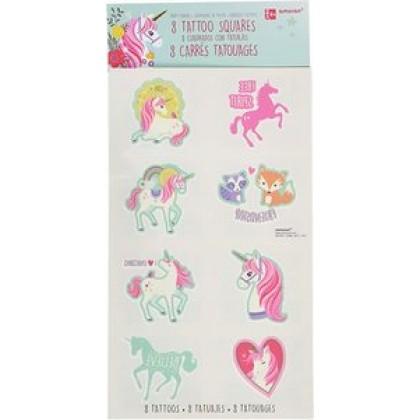 Magical Unicorn Tattoo Favors