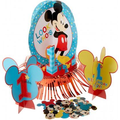 Disney Mickeys Fun To Be One Room Decorating Kit