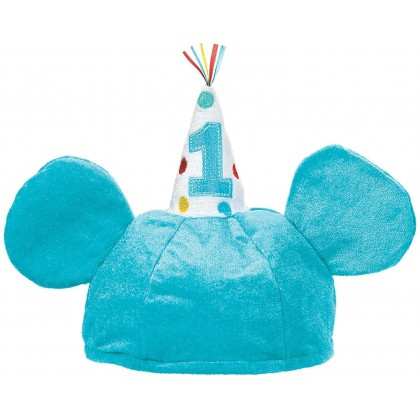 Disney Mickeys Fun To Be One Novelty Hat Fabric