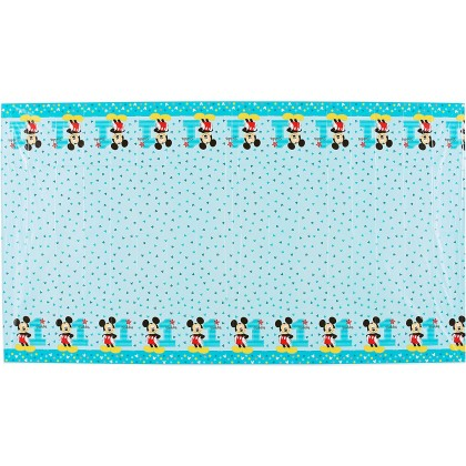 Disney Mickeys Fun To Be One Plastic Table Cover