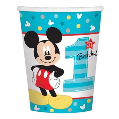 Disney Mickeys Fun To Be One Cups 9 oz