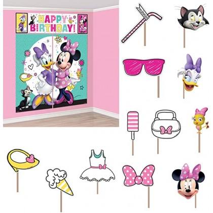 Disney Minnie Mouse Happy Helpers Scene Setter® w/Props