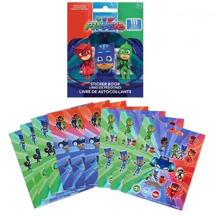 PJ Masks Sticker Booklet