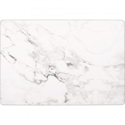 Printed Marble Rectangular Tray Melamine