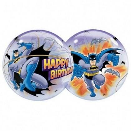"Q 22"" Batman Bubble Balloon"