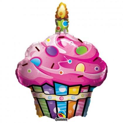 "Q 27"" Cupcake"