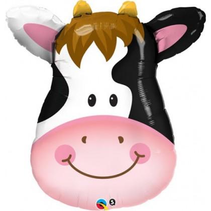 """Q 32"""" Cow Head"""