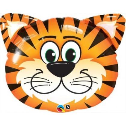 """Q 30"""" Tiger Head"""