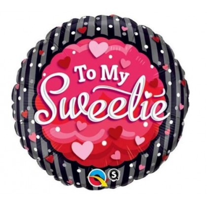 """Q 18"""" To My Sweetie"""