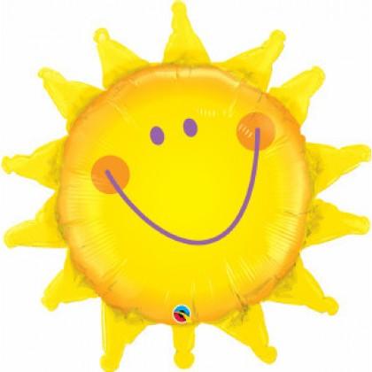 """Q 35"""" Smiling Sun"""