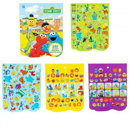 Sesame Street 2 Sticker Book