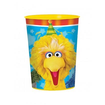 Sesame Street 2 Favor Cup Plastic