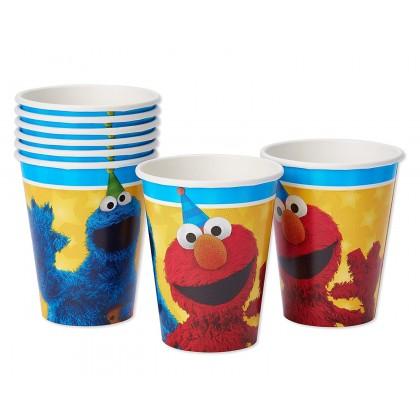 Sesame Street 2 Cups 9 oz