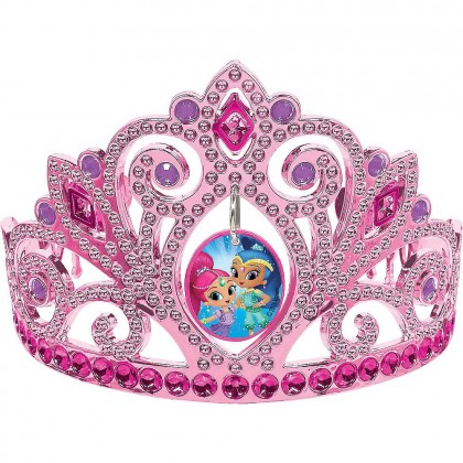 Shimmer and Shine™ Electroplated Tiara - Plastic