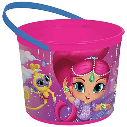 Shimmer and Shine™ Favor Container - Plastic