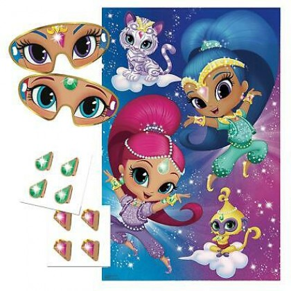 Shimmer and Shine™ Party Game